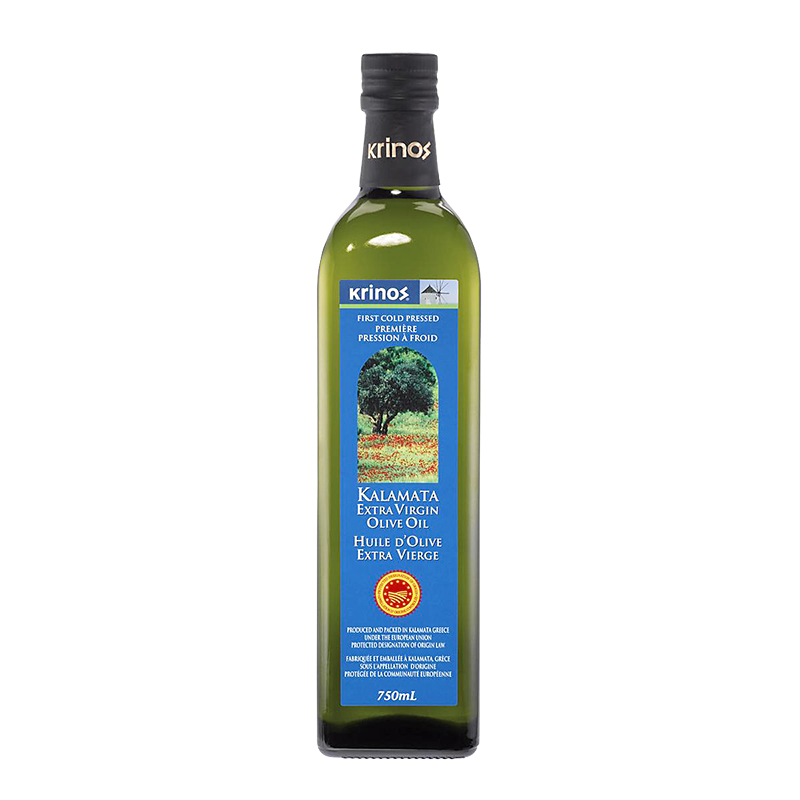 Krinos Kalamata Extra Virgin Olive Oil - 750ml