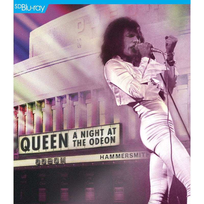 Queen: A Night At the Odeon - Blu-ray