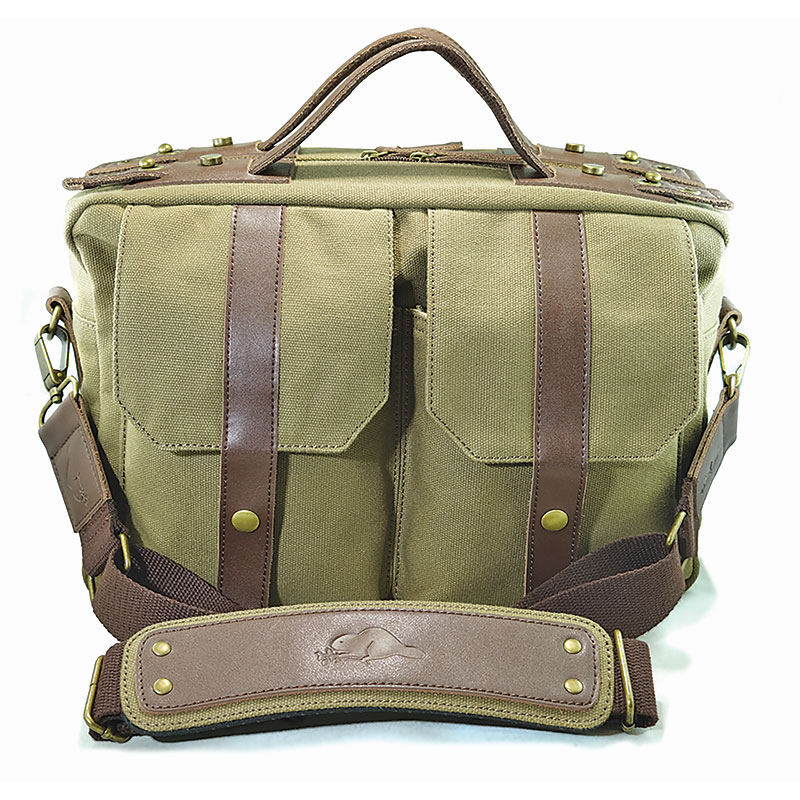 Roots 73 Classic Messenger Bag - Large - RCM4