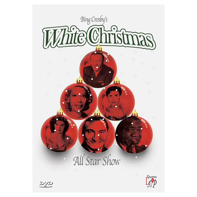 Bing Crosby's White Christmas: All Star Show - DVD