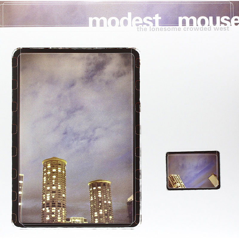 Modest Mouse - The Lonesome Crowded West - 2 LP Vinyl