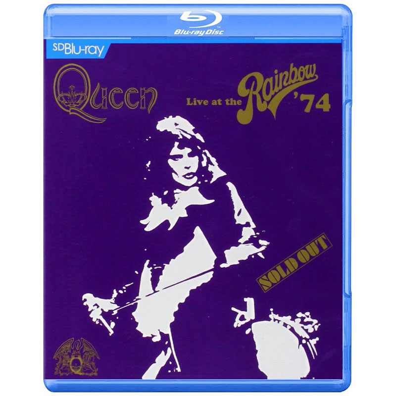 Queen - Live at the Rainbow '74 - Blu-ray