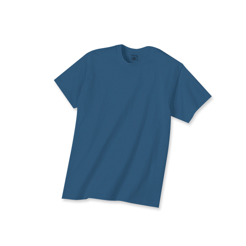 Silvert's Men's Regular T-Shirt - Navy - XL