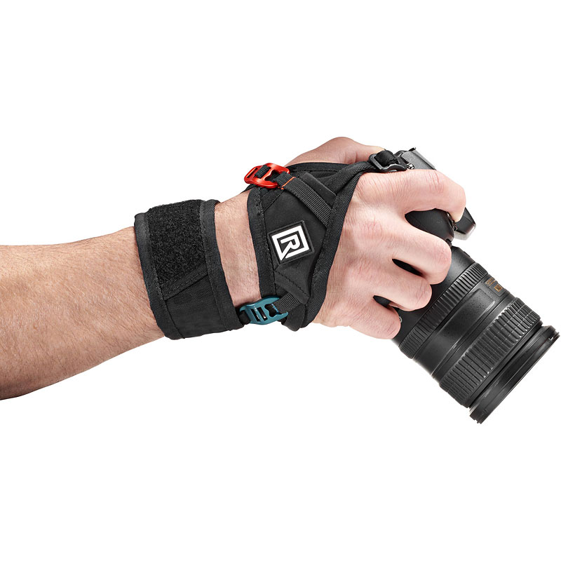 BlackRapid Breathe Hand Strap  - Black - BR362003