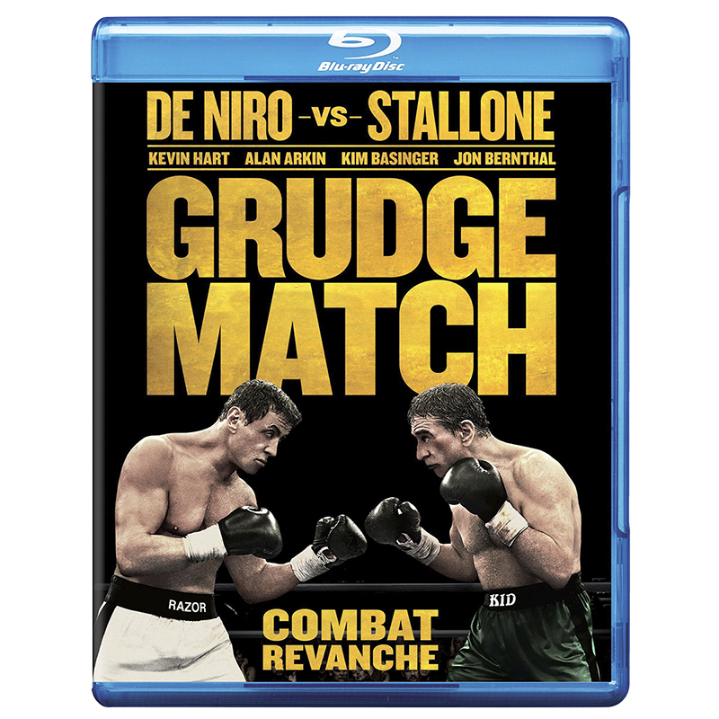 Grudge Match - Blu-ray Combo