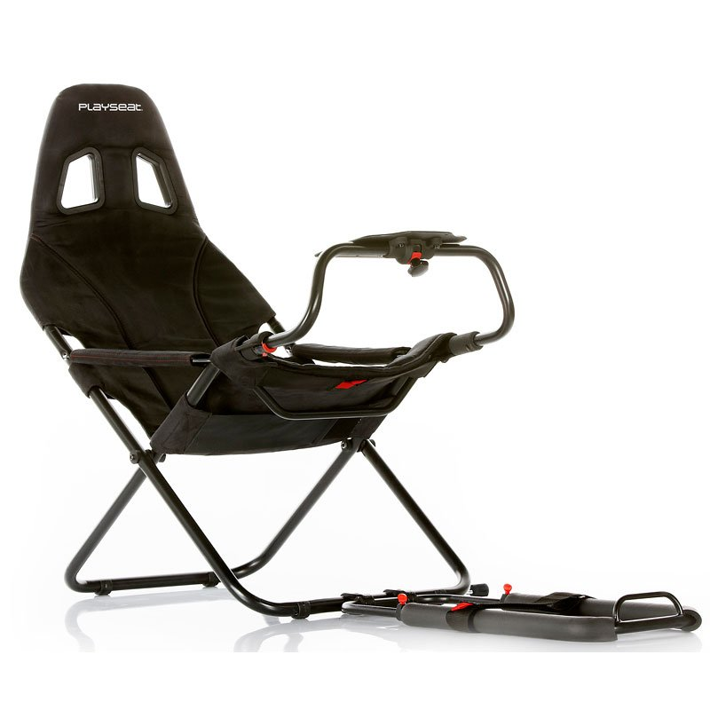 Playseat Challenge Gaming Racing Chair - Black - RC.00002