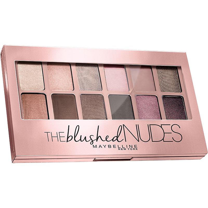Maybelline The Blushed Nudes Eyeshadow Palette - Blushed Nudes   London Drugs
