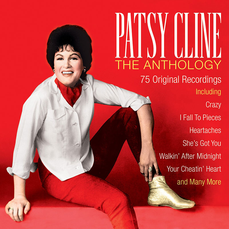 Patsy Cline - The Anthology - 3 CD