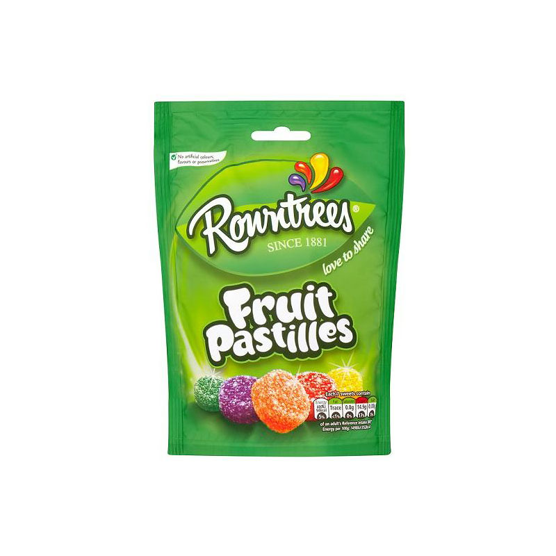 Rowntrees Fruit Pastille - 150g