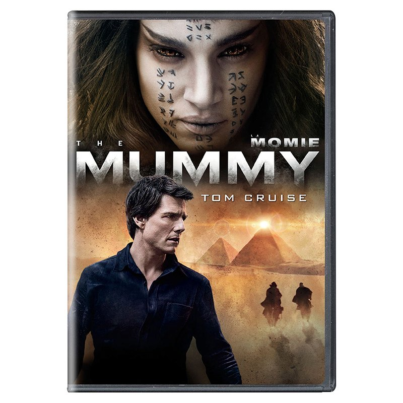 The Mummy (2017) - DVD