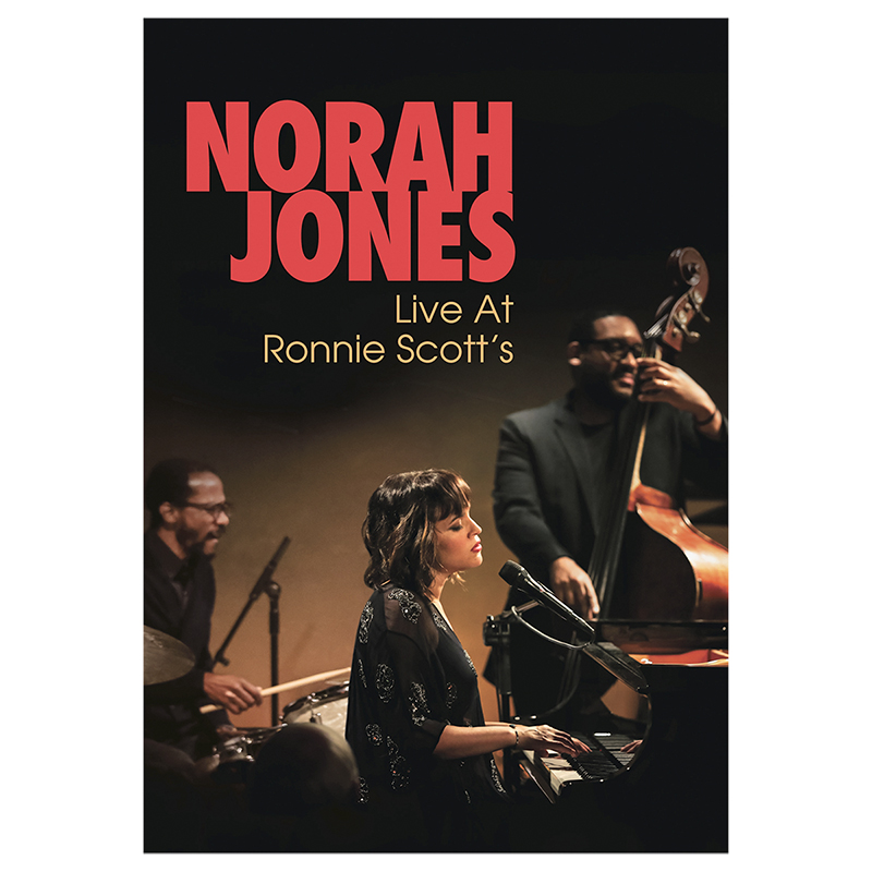 dvd norah jones