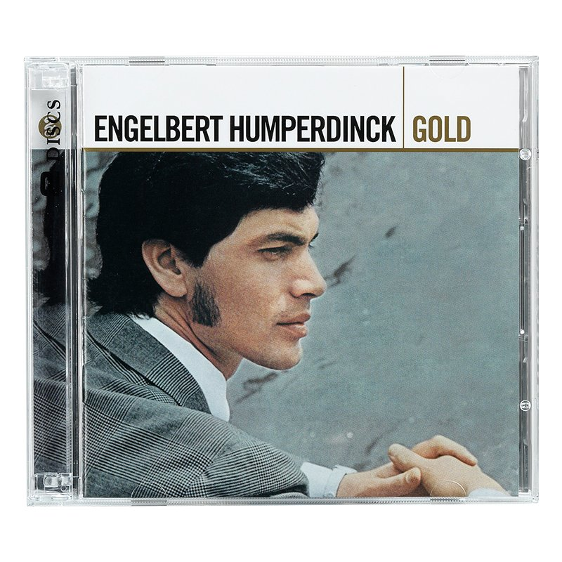 Engelbert Humperdinck - Gold - CD