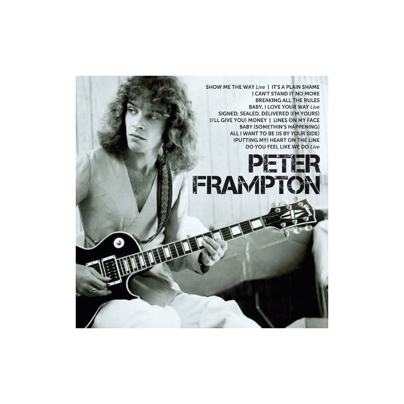 Peter Frampton - Icon - CD