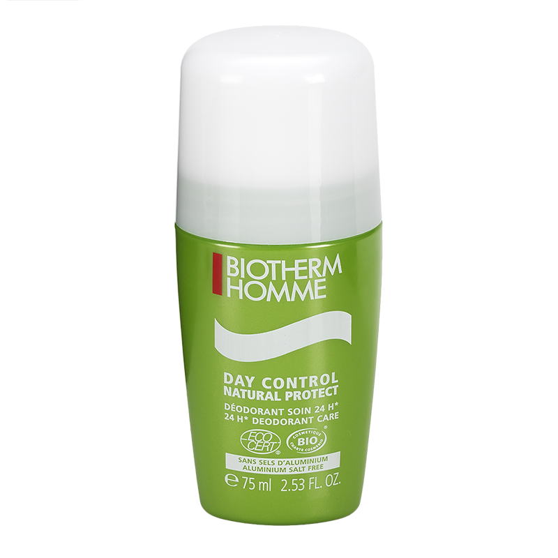 Biotherm Homme Day Control Natural Protect 24 Hour Deodorant - 75ml