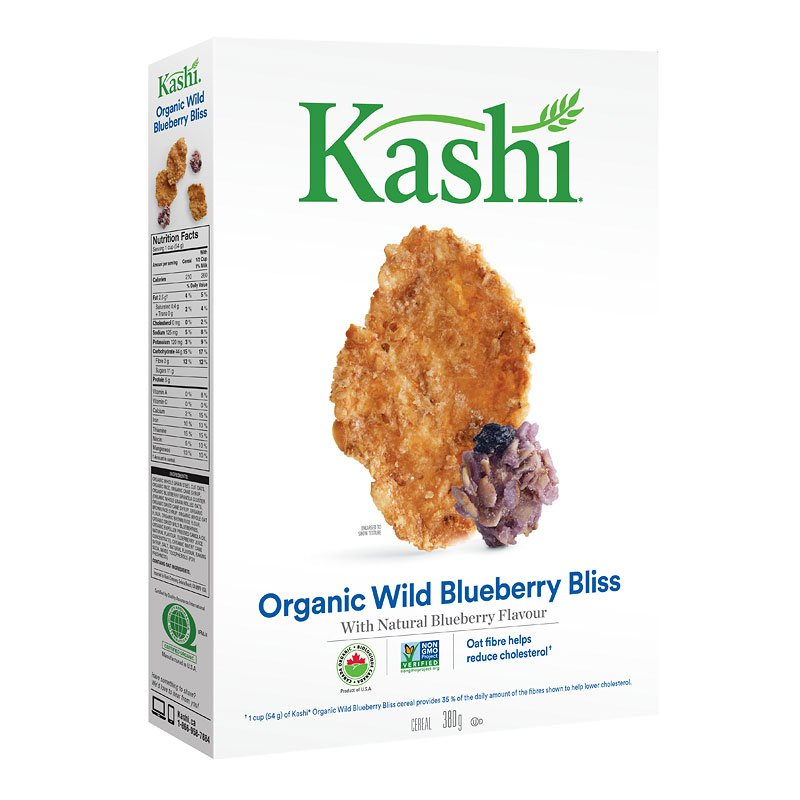 Kashi Wild Blueberry Bliss Cereal - 380g