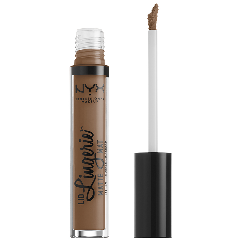 NYX Professional Makeup Lid Lingerie Matte Eye Tint - Checkmate | London Drugs
