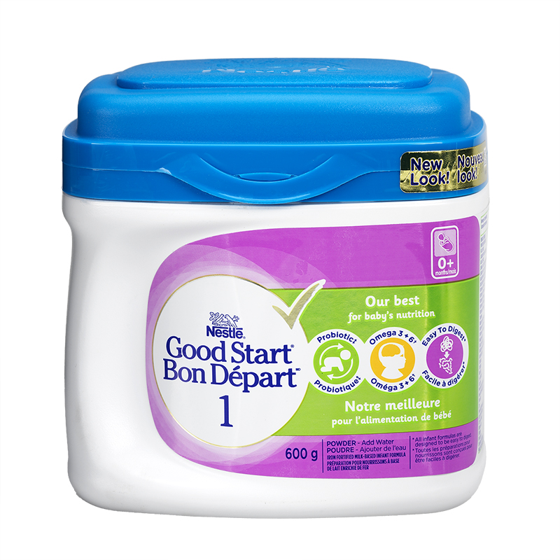 Nestle Good Start Probiotic with Omega 3 & 6 Infant Formula - 600g