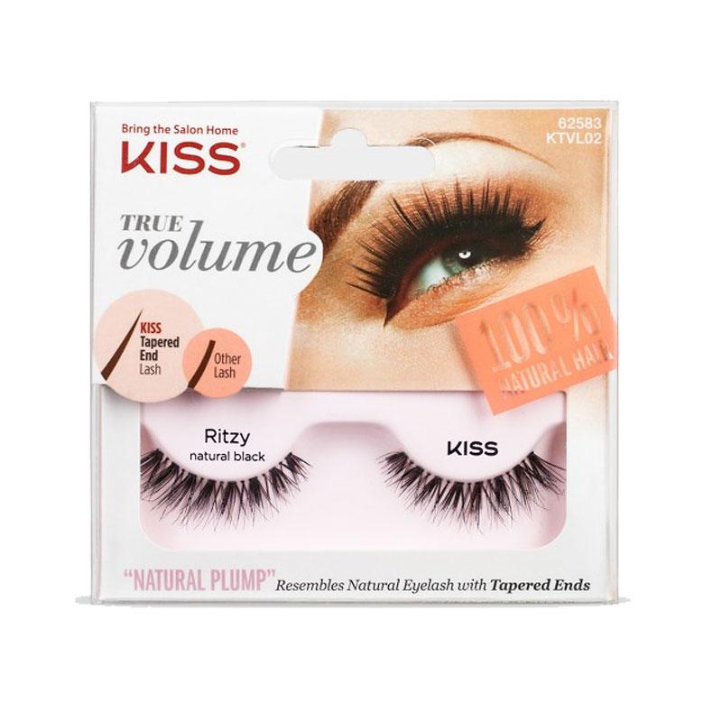 7c87ea393fe Kiss True Volume Lashes - Ritzy   London Drugs
