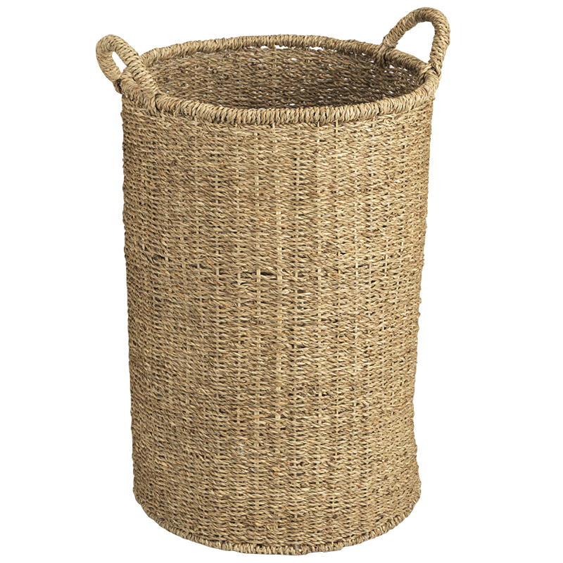 London Drugs Seagrass Hamper - Round - Large