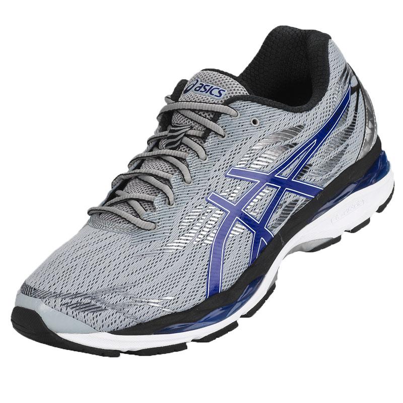 f69fcffc Asics Men's Athletic Shoes - Grey/Blue/Black   London Drugs