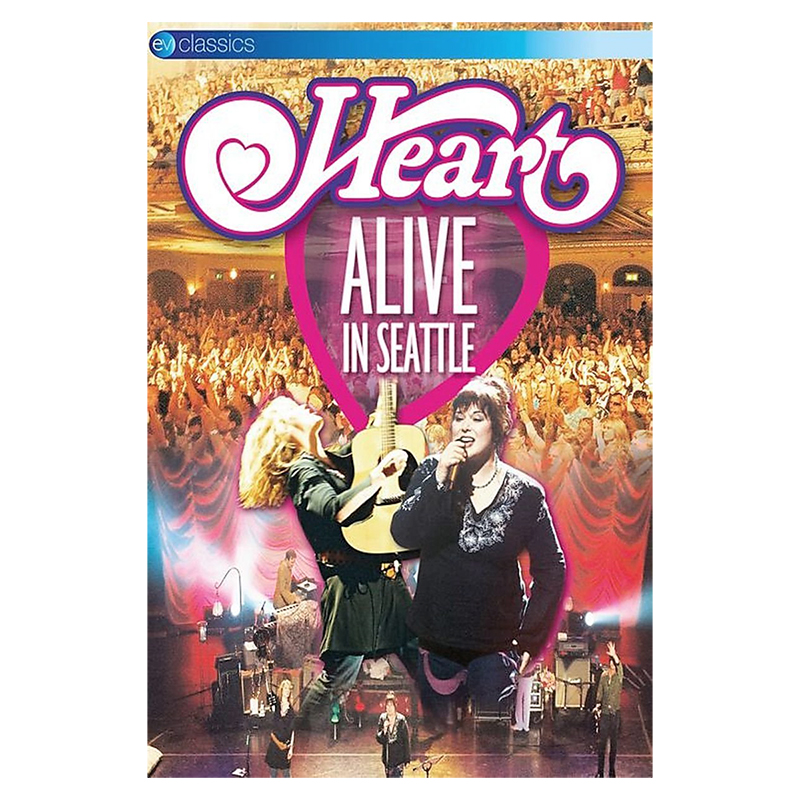 Heart: Alive in Seattle - DVD