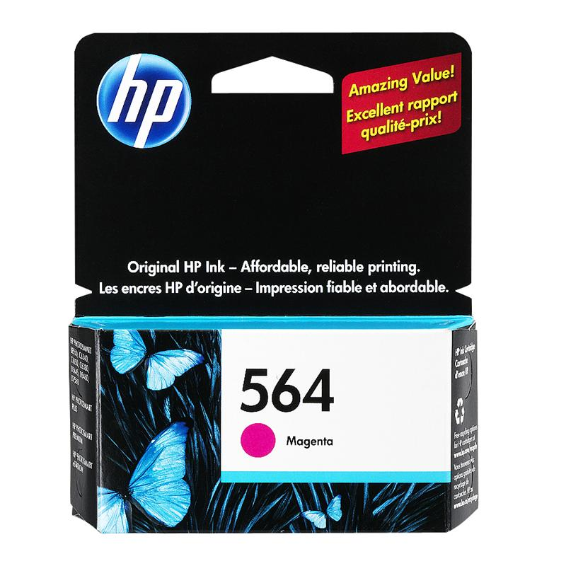HP 564 Ink Cartridge - Magenta