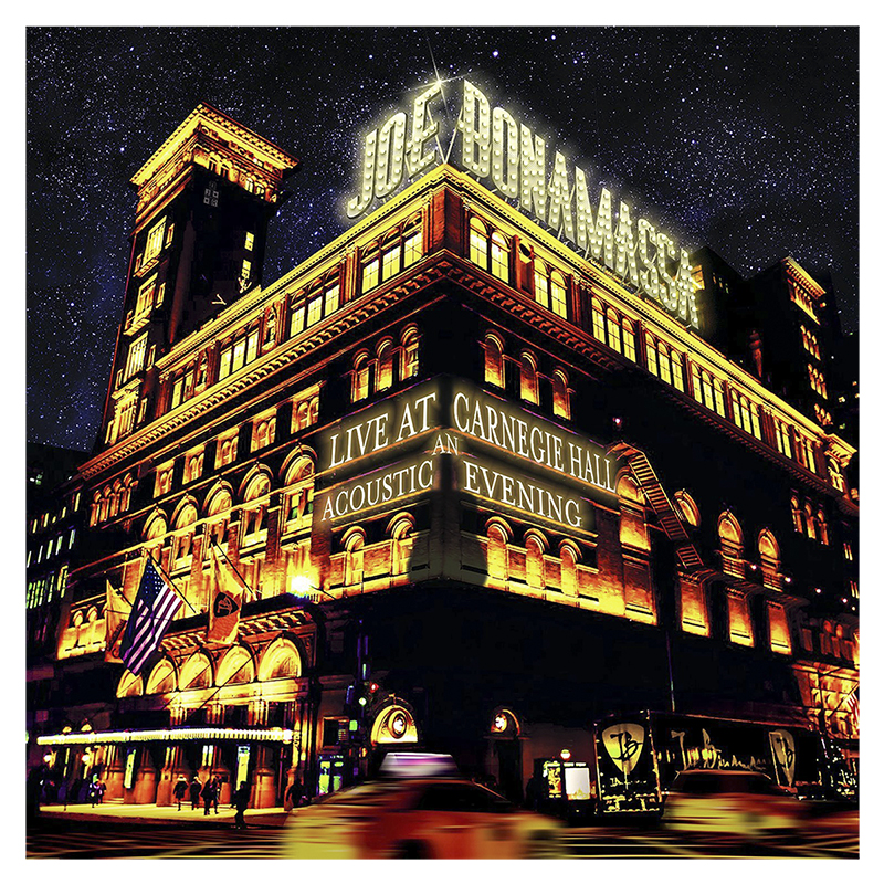 Joe Bonamassa - Live at Carnegie Hall: An Acoustic Evening - 2 CD