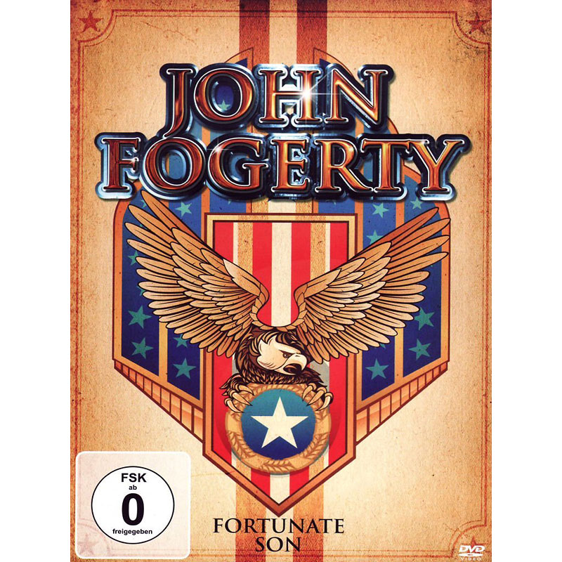 John Fogerty - Fortunate Son - DVD