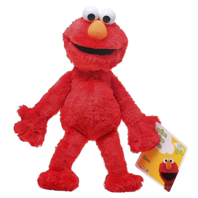 Playskool Sesame Street Oversized Elmo Jumbo Plush - 20in