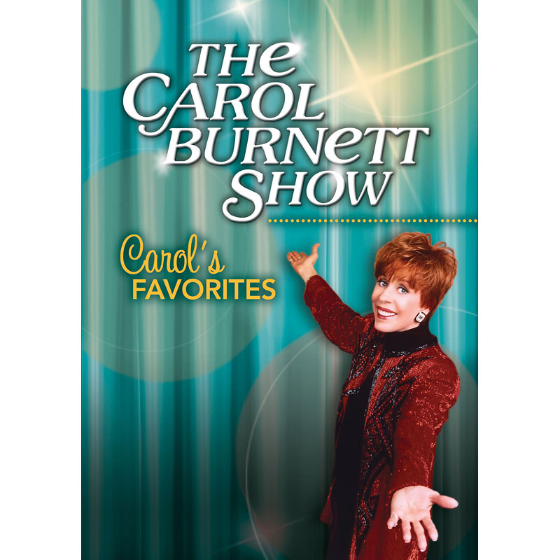 The Carol Burnett Show: Carol's Favourites - DVD