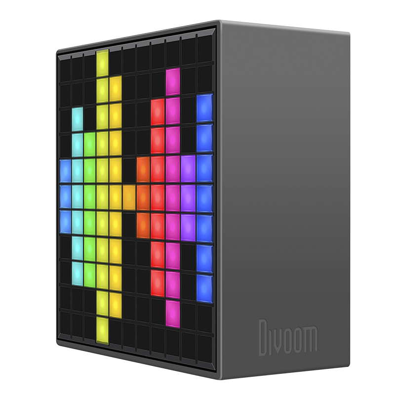 Divoom Time Box Mini - Black - DIVTBM