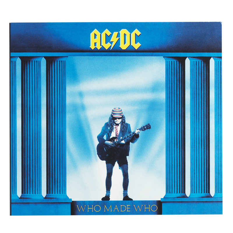 AC/DC - Who Made Who - CD