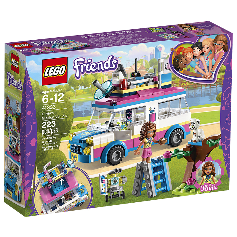 LEGO Friends - Olivia's Mission Vehicle