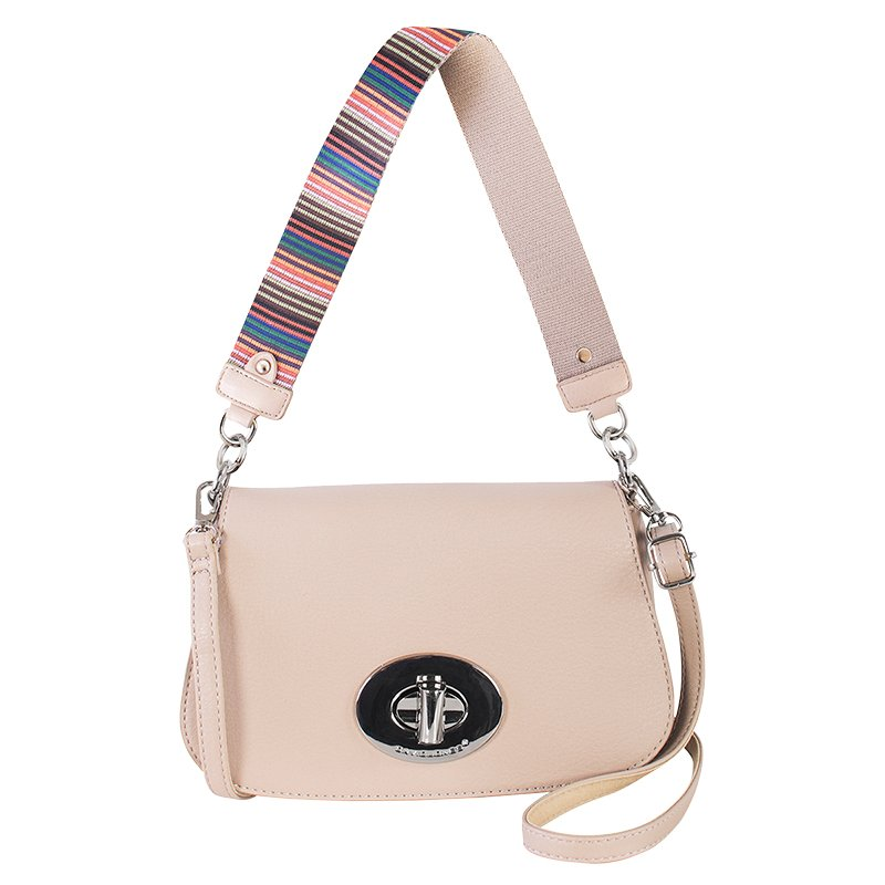 David Jones Flapover Handbag - Assorted