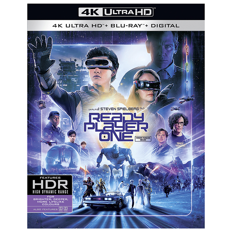 Ready Player One - 4K UHD Blu-ray