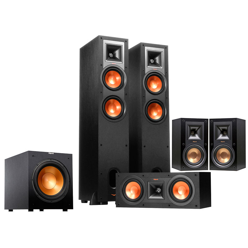 Klipsch Reference Home Theatre Speaker Package - PKG #16164