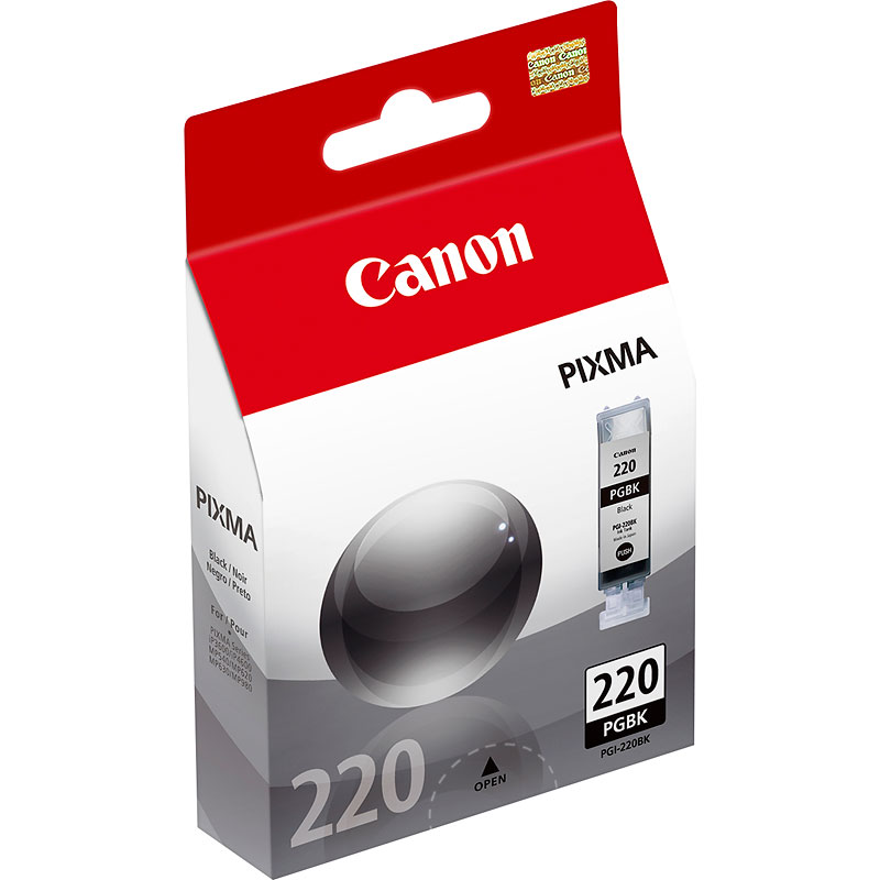 Canon PGI-220BK Ink Cartridge - Black