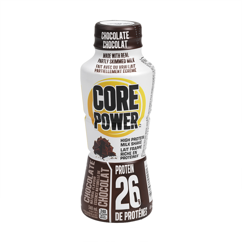 Core Power High Protein Milk Shake - Chocolate - 340ml