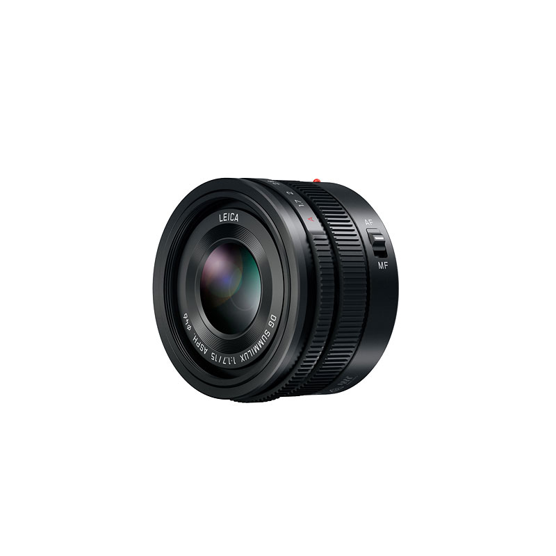 Panasonic LEICA DG SUMMILUX 15mm Lens - HX015