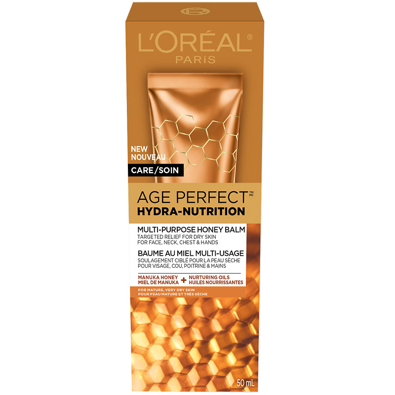 L'Oreal Age Perfect Hydra-Nutrition Multi-Purpose Honey Balm - 50ml