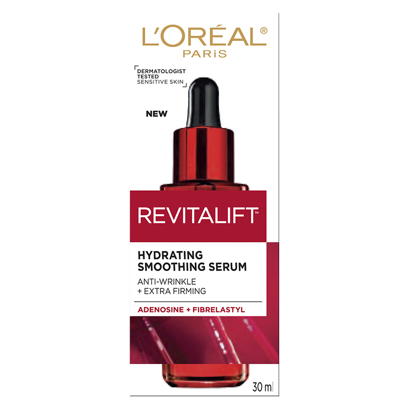 L'Oreal Revitalift Hydrating Smoothing Serum - 30ml