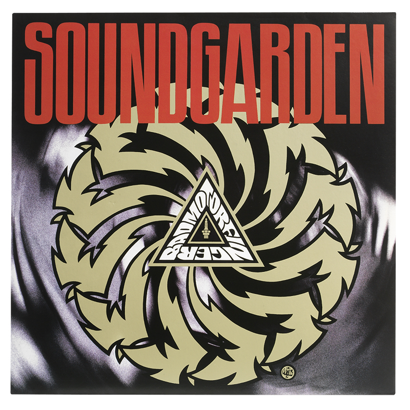 Soundgarden - Bad Motor Finger - Vinyl