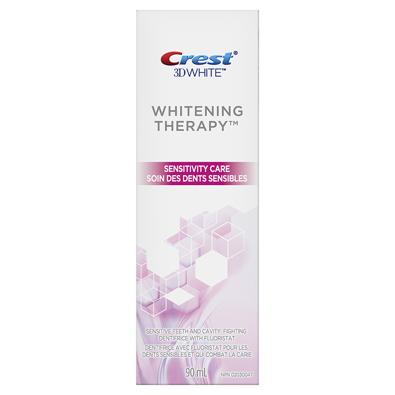 Crest 3D White Whitening Therapy Sensitivity Care Toothpaste - 90ml