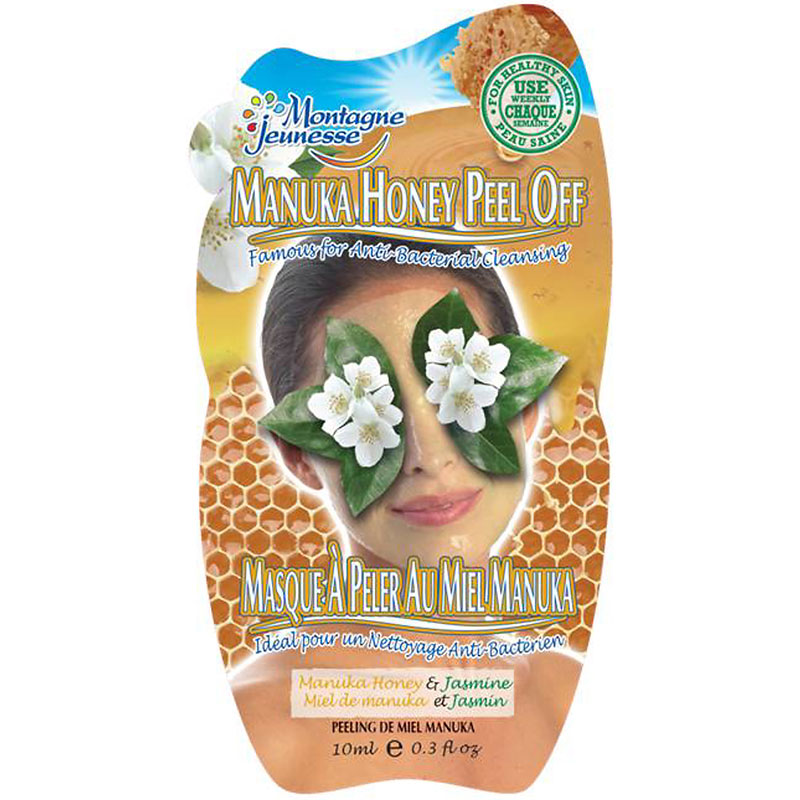 Montagne Jeunesse Manuka Honey Peel Off Mask - 10ml