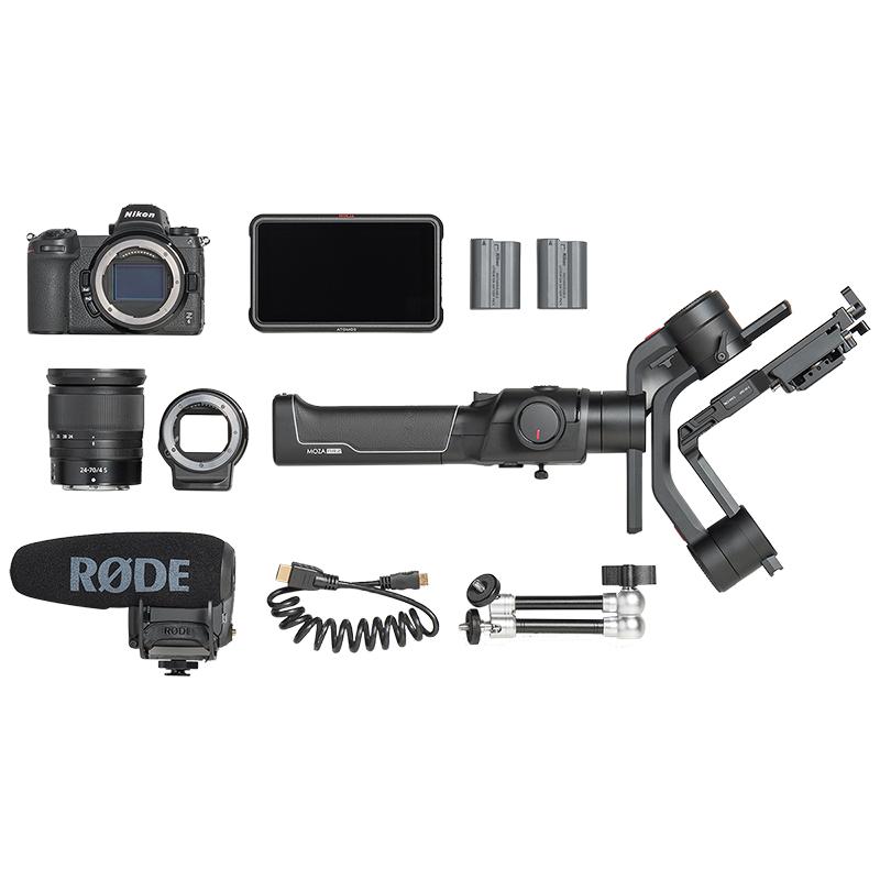 Nikon Z6 Filmmaker's Kit - 34304