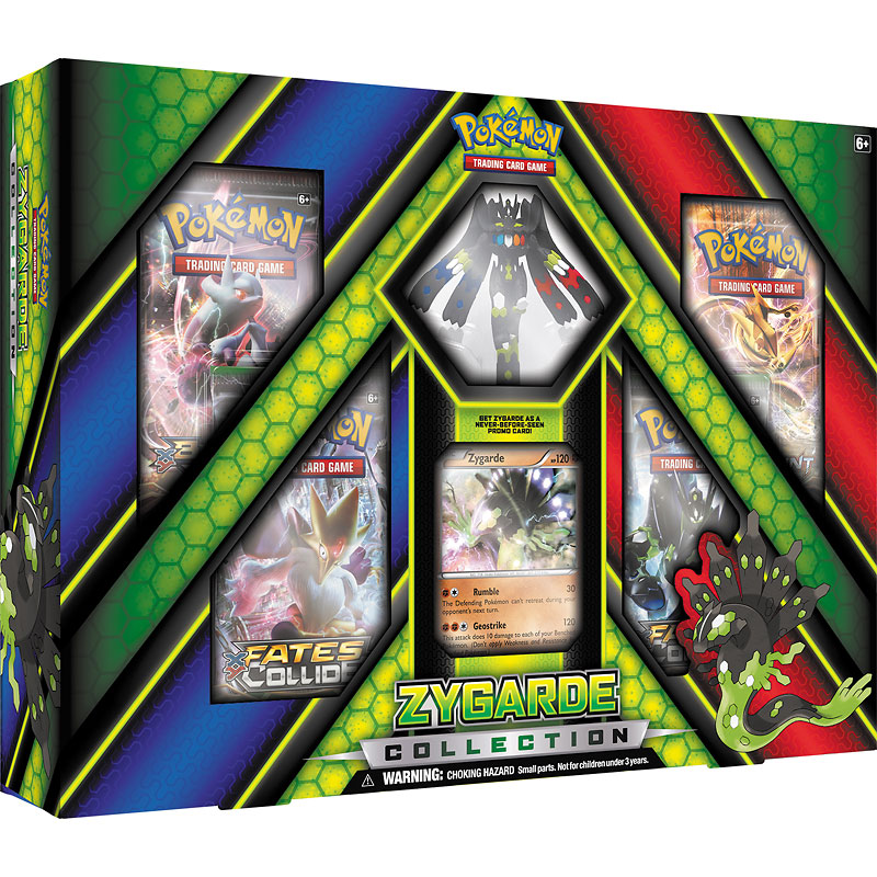 Pokémon - Zygarde Collection