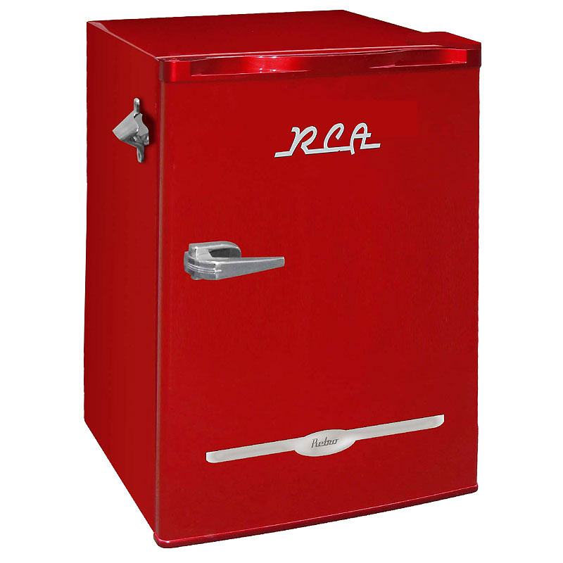 RCA Retro 3.2cuft. Fridge - Red - RFR376