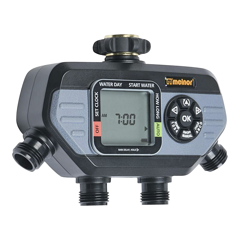 Melnor HydroLogic 4-Zone Water Timer