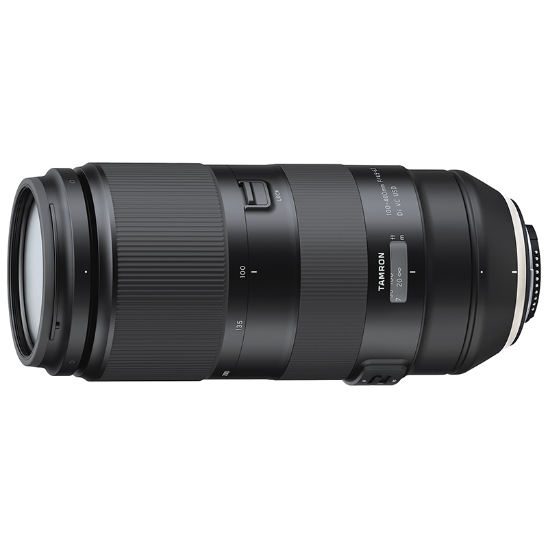 Tamron 100-400mm F/4.5-6.3 Di VC USD Lens for Nikon - 104A035N