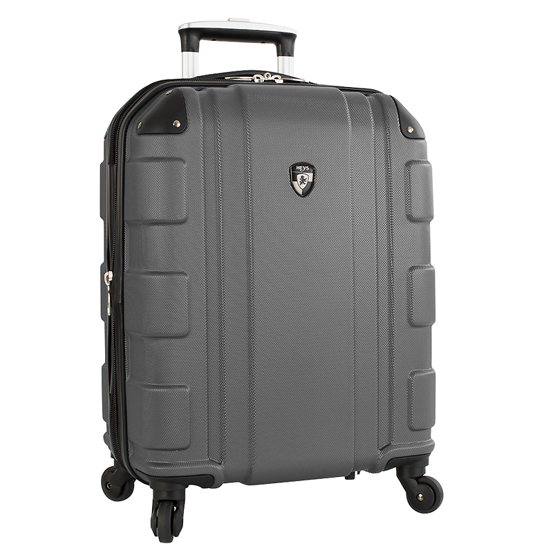 Heys Azor Expandable Spinner Luggage - Pewter - 30in